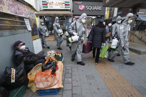Koronaviruso spąstai Europoje: kokią lemtingą klaidą padarė Italija
