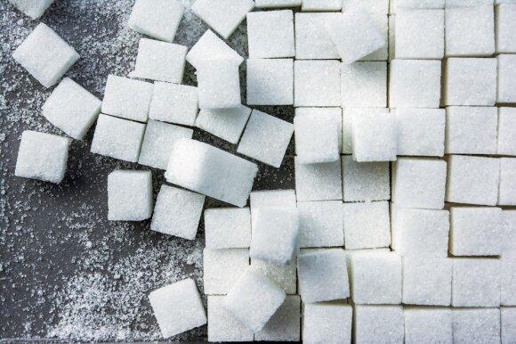 Kokie požymiai išduoda, kad esate alergiški cukrui