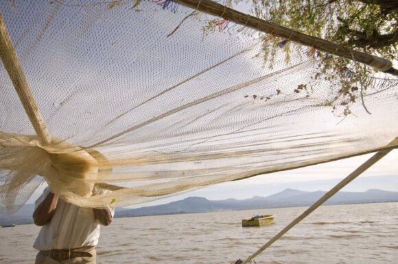 Įspūdinga sala Meksikoje, kurioje vis dar gyvena indėnai