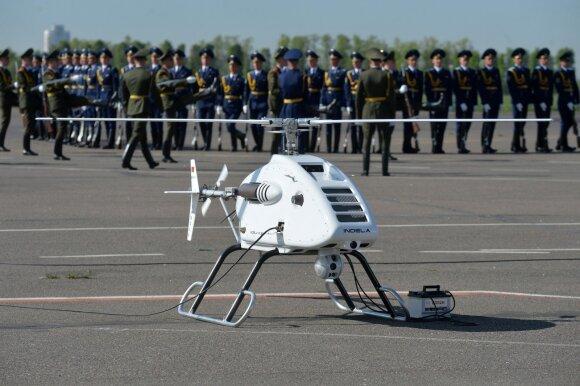 Белорусские оружейники собрали уничтожителя беспилотников