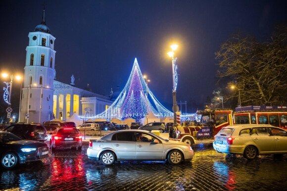 Pagyros Vilniaus eglutei tęsiasi: susižavėjo populiarus vokiečių laikraštis