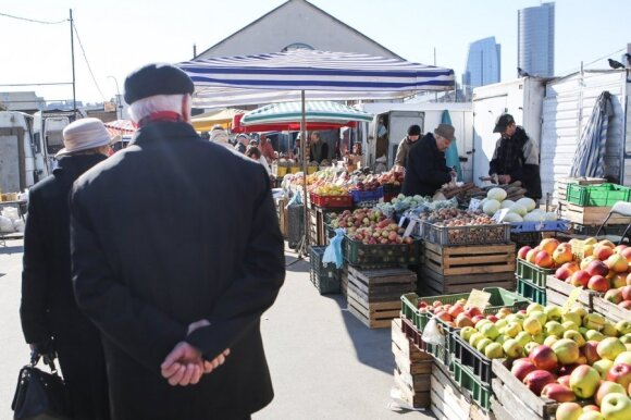 Kalvarijų market