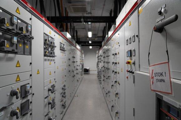 Elektros patalpa