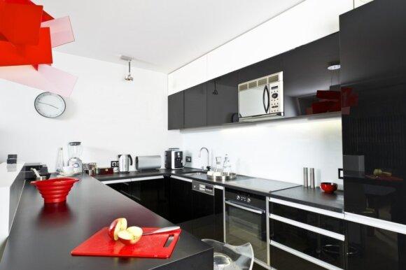 2015 m. virtuvės interjero dekoravimo tendencijos
