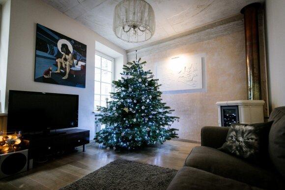 Saugirdo Vaitulionio Kalėdų eglutė