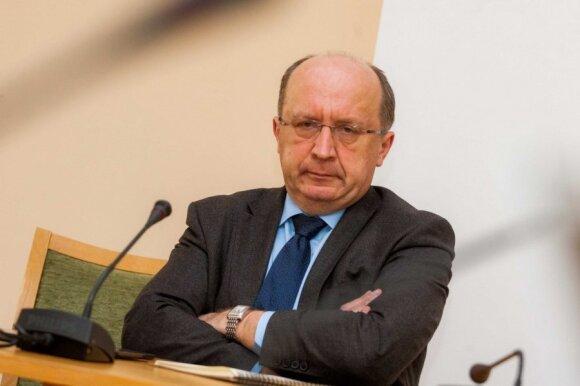 Įvertino pritariančius Rusijos agresijai Kryme