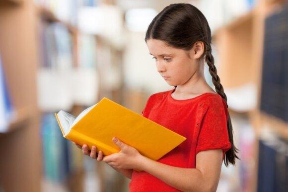 Vaikas nenori skaityti knygų? Pasitikrinkite, ar nedarote lemtingos klaidos