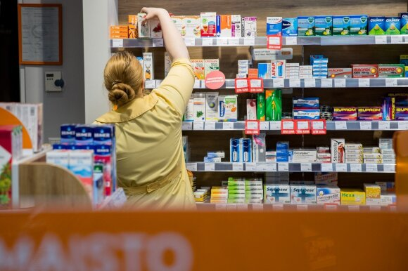 Paskelbė, kaip dirbs vaistinės per šventes: kai kurios veiks visą parą