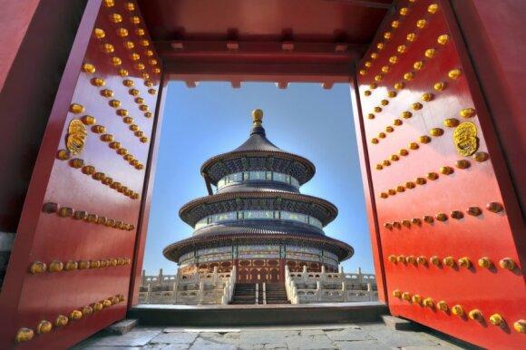 Dangaus šventykla arba Rojaus šventykla, Pekinas (Kinija)