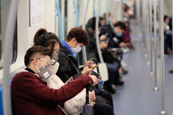 Kinijos ekonominės galios mastas koreguoja pasaulio atsaką į virusą