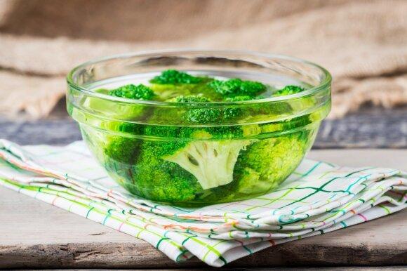 Brokoliai – ar juos valgyti sveika visiems?