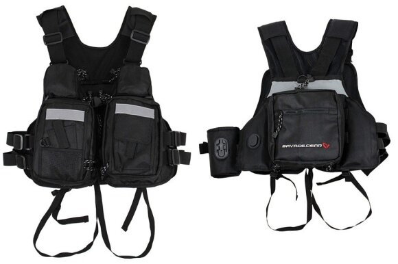 """Hitch Hiker Fishing Vest"" gelbėjimosi liemenė"