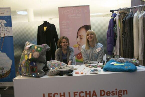 """Lech Lecha design"""