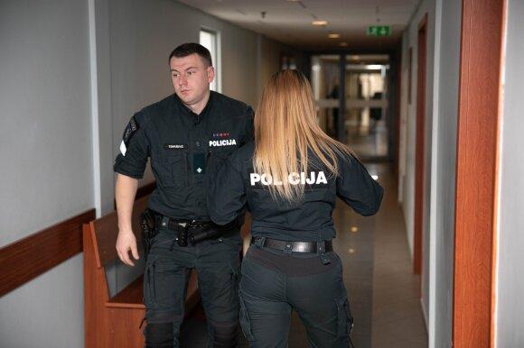 Teisme – Egidijaus Dragūno ir policijos pareigūnų akistata, tačiau verdikto dar teks palaukti