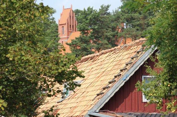 Lietuvos kurortas, kuriame nauji pastatai nestatomi, tačiau dėl senų verda tikra kova: įsigyto NT naudojimas – ribotas