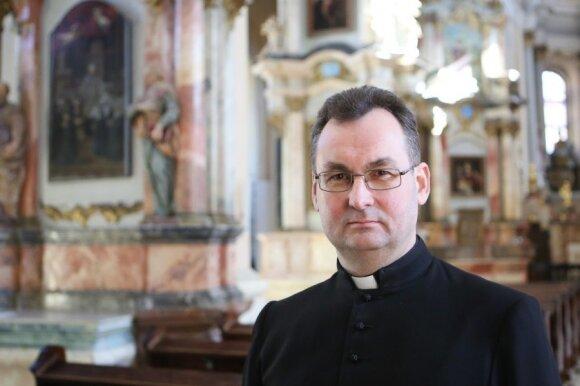 Paskelbė apie permainas Vilniaus arkivyskupijoje