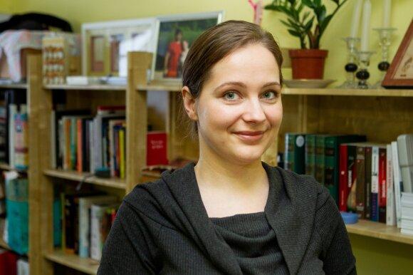 Indrė Prichockaitė