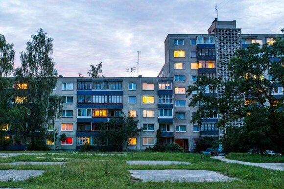 Palygino kainas didžiuosiuose Lietuvos miestuose: kai kurios skiriasi žvėriškai