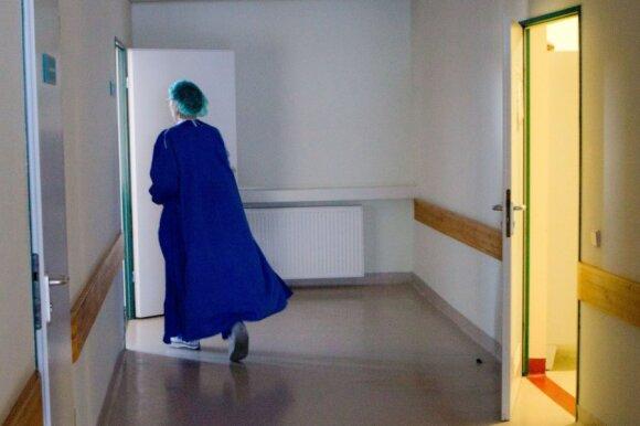 Negailestingai ligai smogus, išgelbėjo spontaniškai priimtas sprendimas