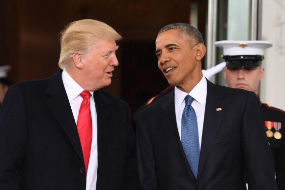 """Po JAV prezidento įtūžio """"Twitter"""" ryškėja dar viena grėsminga D. Trumpo savybė"""