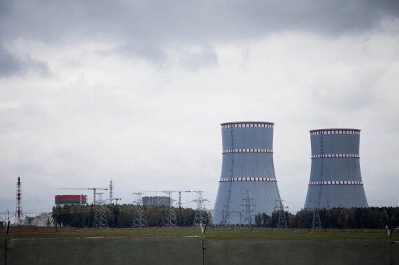 Sekmokas: Lietuva taps tiltu Astravo AE elektrai