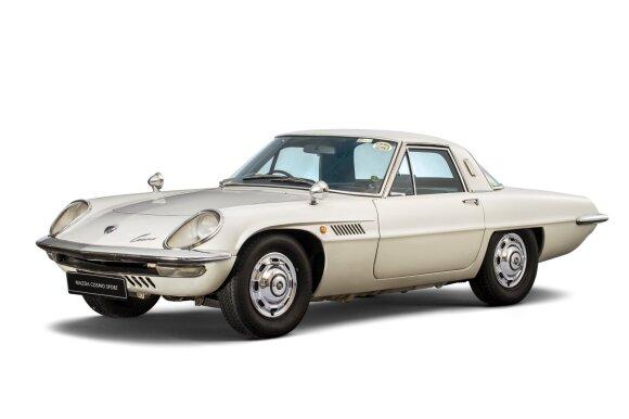"""""""Mazda"""" švenčia savo 100-ąjį jubiliejų"""