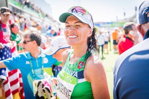 Motinos dieną švenčia kasdien: garsiausių sportininkių mamų džiaugsmai ir iššūkiai