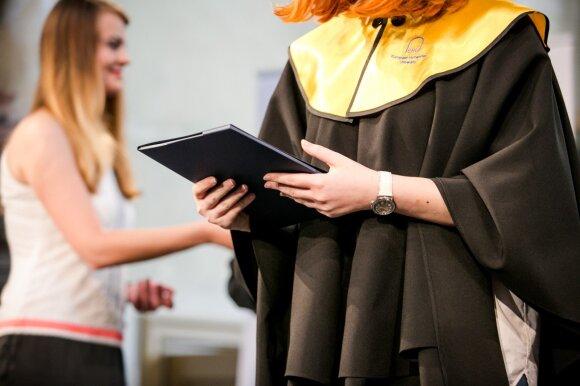 Diplomų teikimo šventė