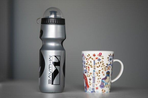Gertuvė ir puodelis