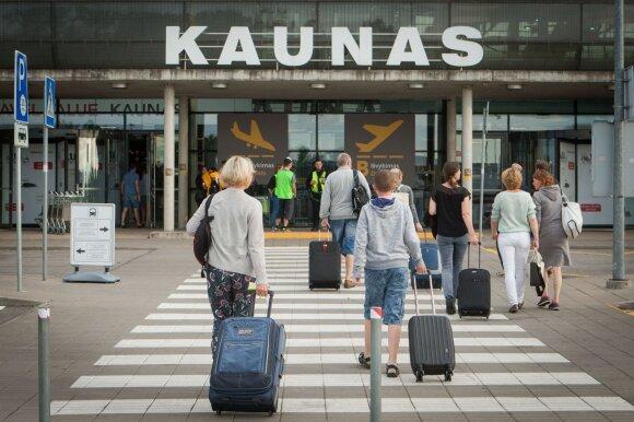 Iš Kauno taksistų keleivius atima nelegalūs vairuotojai