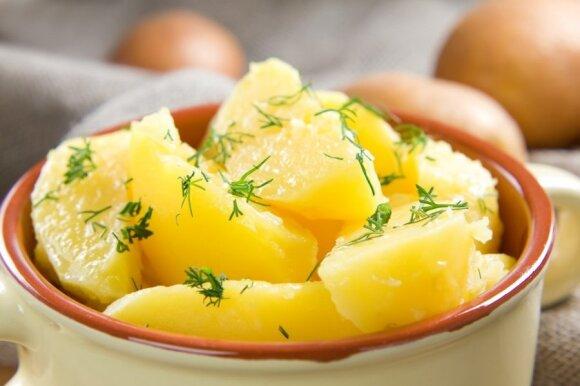 Ar tikrai vien dėl to, kad pasišildytumėte bulves, reikia mikrobangų krosnelės?