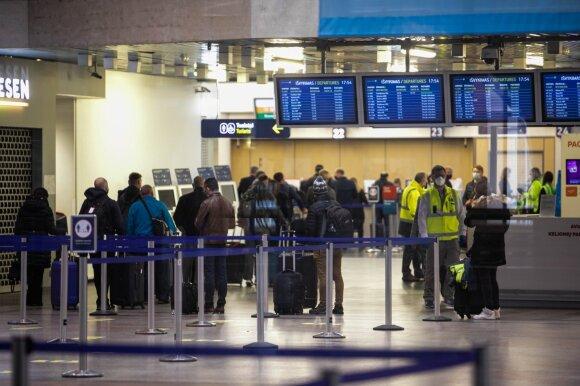 Užmojis steigti virtualias oro linijas kainuos beveik 37 mln. eurų: įvardytos prioritetinės skrydžių kryptys