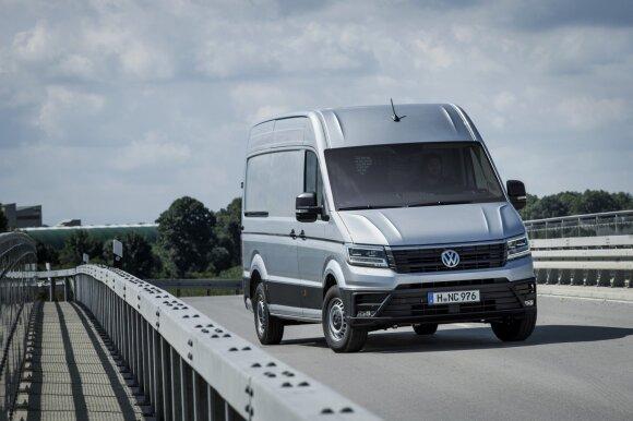 """""""Volkswagen"""" grupės pardavimai 2017 metais pasiekė naują rekordą"""