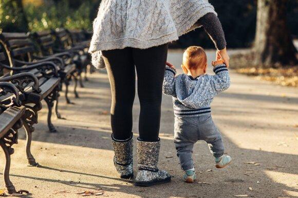 Kineziterapeutė ragina tėvus būti atidžius ir atkreipti dėmesį į vieną svarbų dalyką
