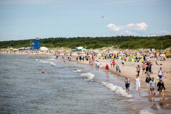 Dešimt geriausių Europos paplūdimių – tarp jų ir Palanga