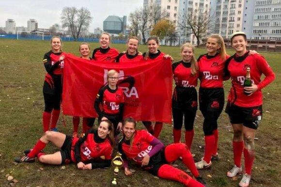 Vilniaus VRA komanda