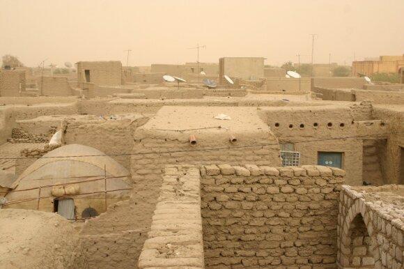 Timbuktu mečetės