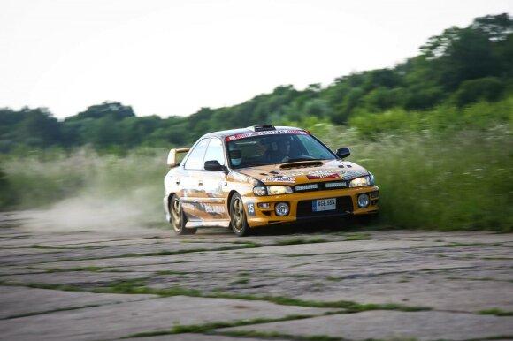 """Vyčio Pauliukonio """"Subaru Impreza GT"""""""