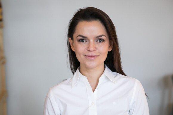 Indrė Trusovė