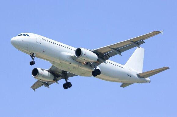Airbus A320 įmontuoti triušmą slopinantys gumbeliai. Shutterstock/Lufthansa nuotr.