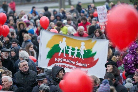 Rengia masinę akciją: bijo, kad po penkerių metų pavirsime Norvegija