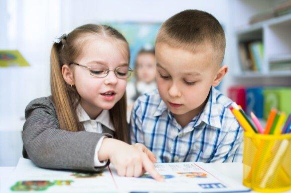 Populiarėja testas, atskleidžiantis visus vaiko gabumus ir mokymosi spragas