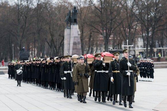 Vilniuje prasidėjo 1863–1864 m. sukilimo vadų ir dalyvių valstybinės laidotuvės