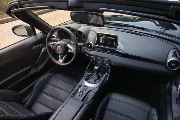 """""""Fiat 124 Spider"""""""