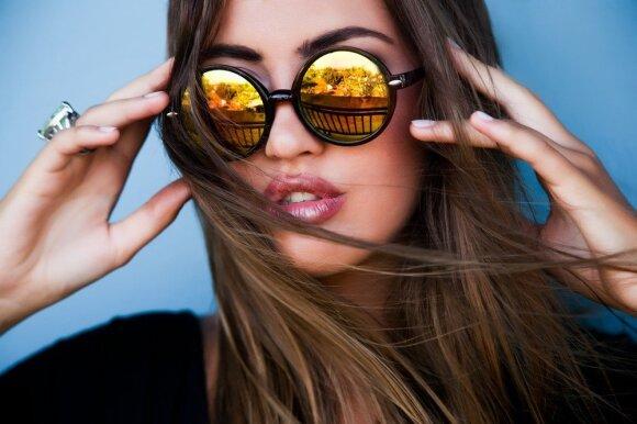 Madingiausi šio sezono saulės akiniai