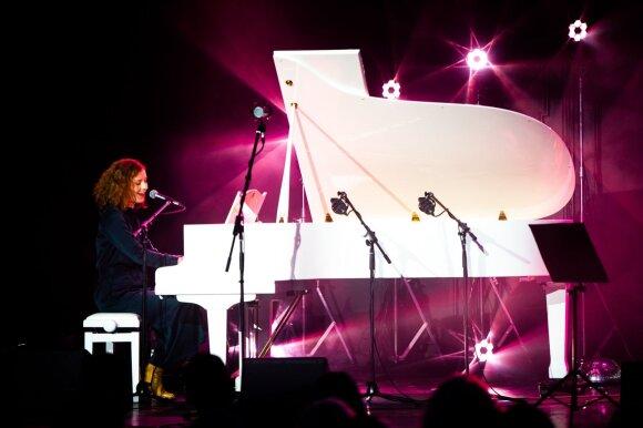 Alinos Orlovos koncertas / Foto: Mantas Repečka