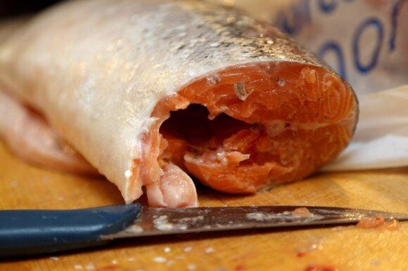 Žuvies filė