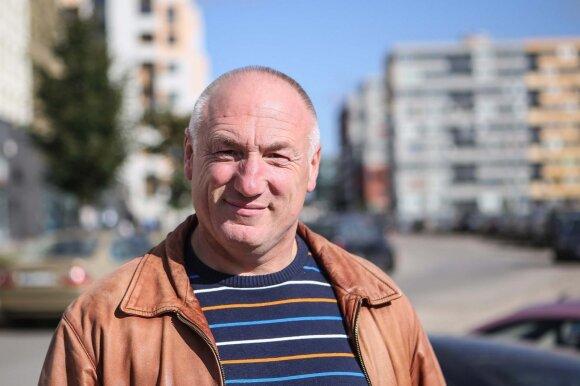 Perkūnkiemio žaizda Vilniuje: apkaltintas Zuokas turi savo sąmokslo teoriją