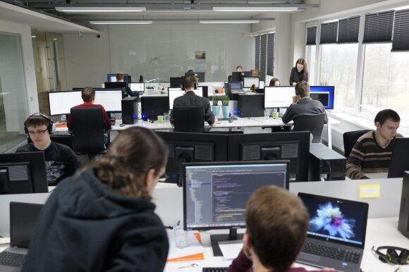 Lietuvių sėkmė: sulaukė 20 mln. JAV dolerių investicijų