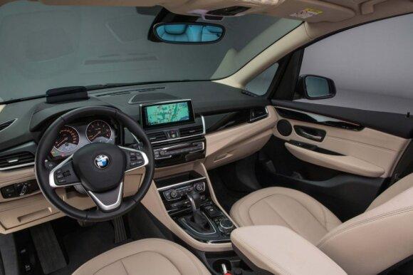 """""""BMW 2 Grand Tourer"""""""